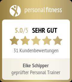 Eike Schipper - Personal Fitness Bewertungen