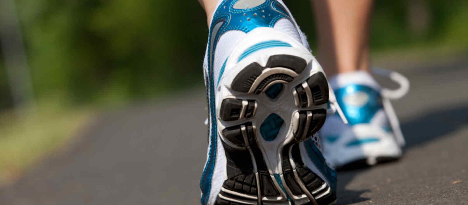 Laufschuhe übergewicht