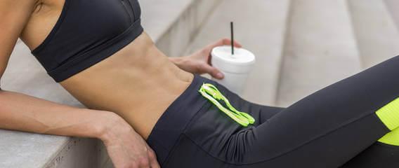 Bauchmuskel Sex