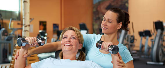Personal Training: Wie funktioniert Personal Training im Fitnessstudio?