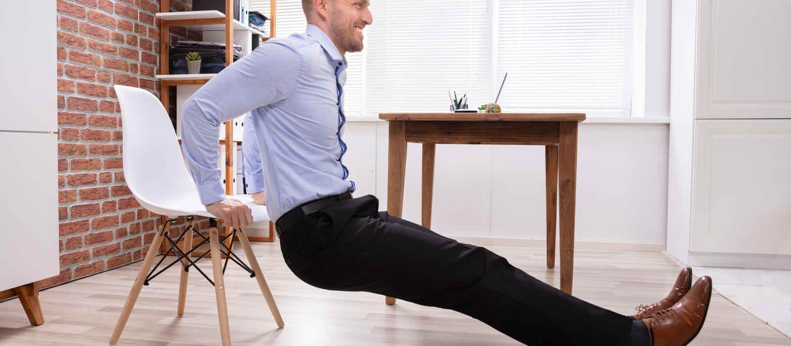 Übungen, um zu Hause den Schritt zu verlieren
