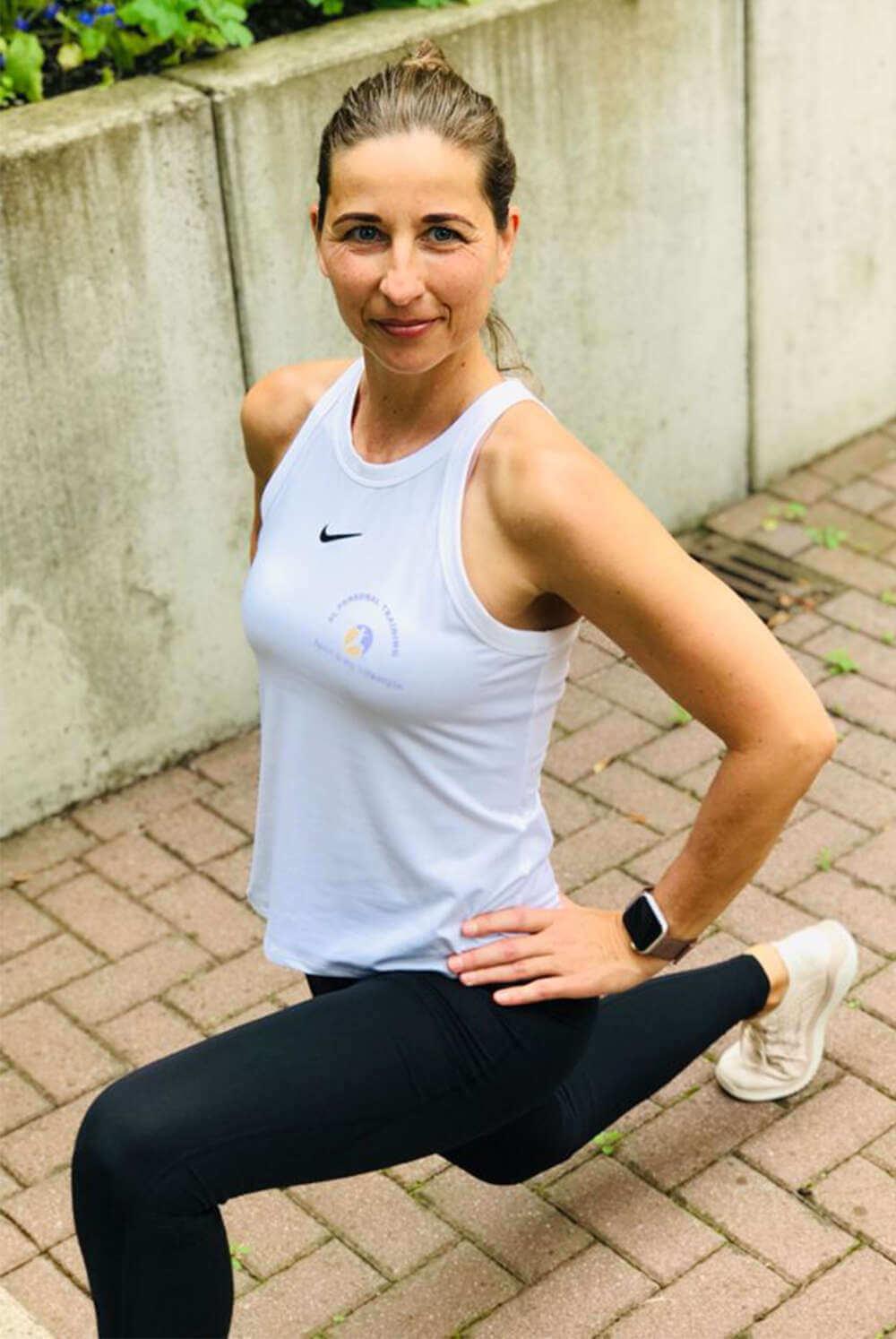 Stefanie Lüdtke - Geprüfte Personal Trainerin in